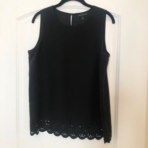Banana Republic Top with Detailed Trim